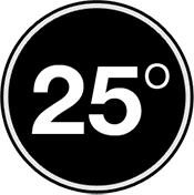 25Degrees