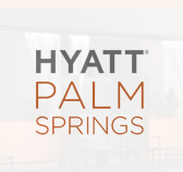 HyattPalmSprings